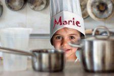 Atelier de cuisine et de confitures, pour les enfants, en Camargue