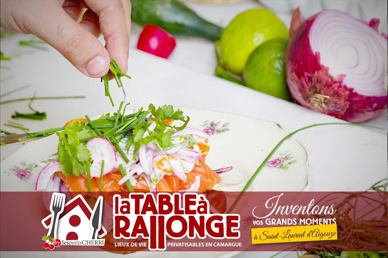 Voilà une table d'hôtes qui sert des menus végétariens originaux en Camargue
