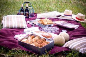 table-a-rallonge-pique-nique en Camargue
